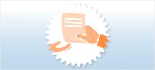 2. Schritt: Angaben mit dem Formular in einer Filiale Ihrer Raiffeisenbank Niedere Alb eG abgeben